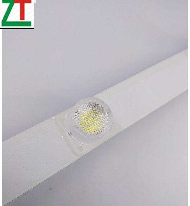 2017 newly development 3W/led 5050 LED Bar Light 0.5m/pcs 5LEDs/0.5 LED Rigid Strip DC 12V waterproof LED Tube Hard LED Strip