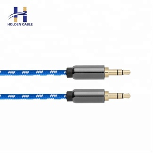 Reliable twin parallel ofc audio cable video high grade cable