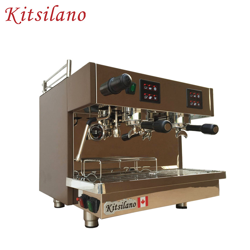 Commercial restaurant espresso automatic Coffee Machine with CE approved