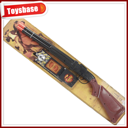 Deluxe Old West Vintage Shooting Gallery Carnival Game for Birthday, Cowboy,  or School Party