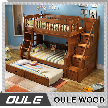 Cheap Wood Bunk Beds Bunk Beds With Stairs Pull Down Bunk Bed Buy