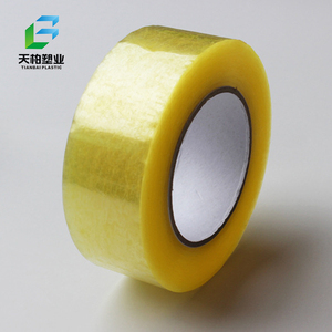 clear opp packing tapes bopp adhesive tape manufacture
