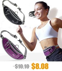 494c1f59ff 2015 New Neoprene Men Women Close-fitting Running Waist Pack Outdoor Sports  Cycling Fanny Pack Bum Bag Hip Money Anti-theft Belt