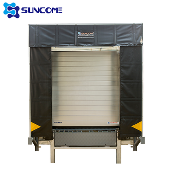 Suncome Durable Plastic dock shelter
