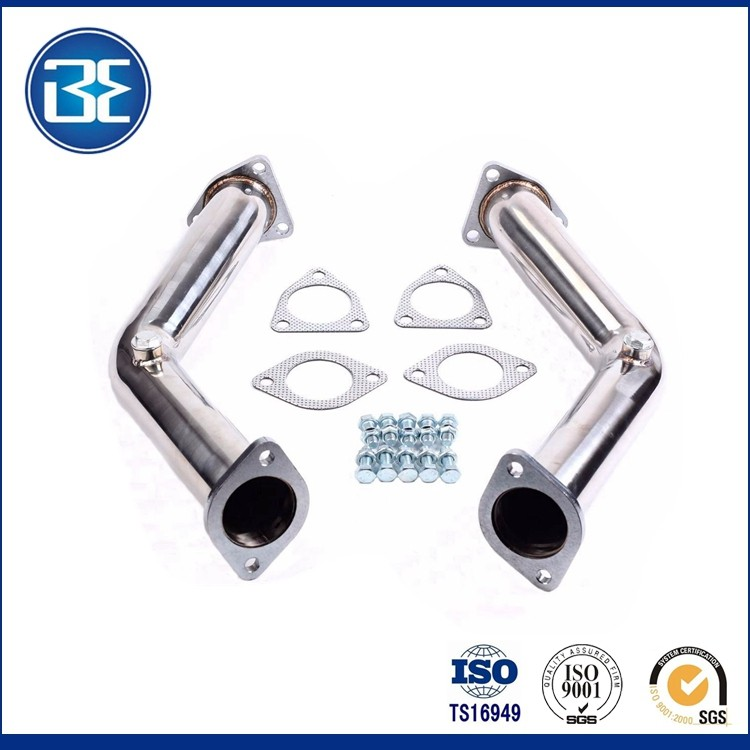 Used Turbo G35: For Infiniti G35 Fx35 Test- Pipes Brand New Turbo Exhaust