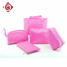 Styles selection ladies fashion makeup cosmetic bag sets