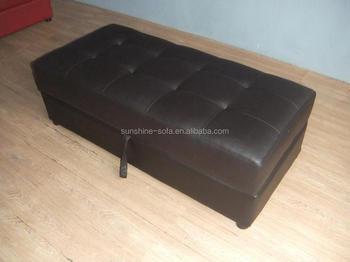 In pelle di fantasia sgabello divano pouf con contenitore buy