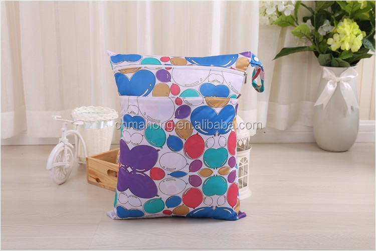new retail and wholesale washable waterproof baby diaper bag