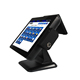 Stock square screen android 6.0 15 inch ips panel pc android pos terminal machine