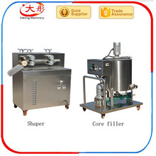 Hot sell automatic core filled snacks food processing line