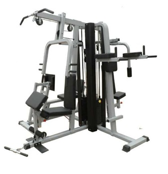 Bodybuilding commercial gym five unit fitness equipment