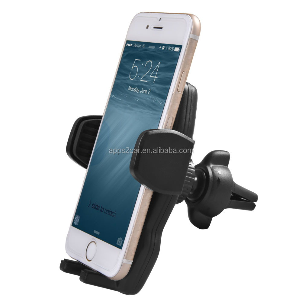 2019 Phone accessories air vent car stand mobile phone car holder mount