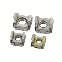 China supplier high quality steel clips cage nut m4