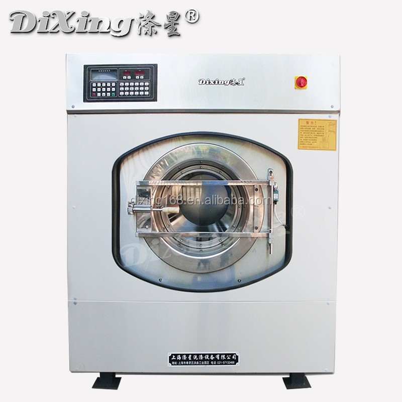 Laundry Equipment Wahing machine capacity 15kg -120kg CE
