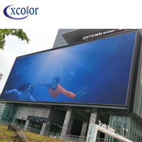 Waterproof High Brightness SMD P10 LED Screen TV for Sale