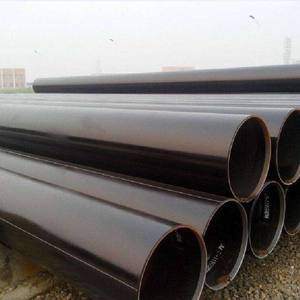 hs code awwa c200 chrome moly alloy carbon seamless steel pipe