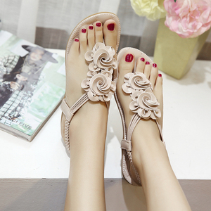 Factory price wholesale masai beads sandals