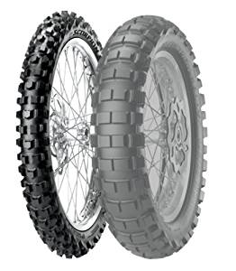 Pirelli Scorpion Rally Front Tire 110/80-19 (2068200)