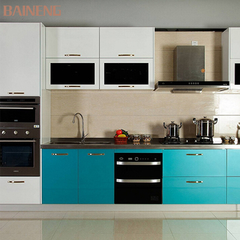 High Quality Modern Kitchen Cabinet Designs For Small Kitchens