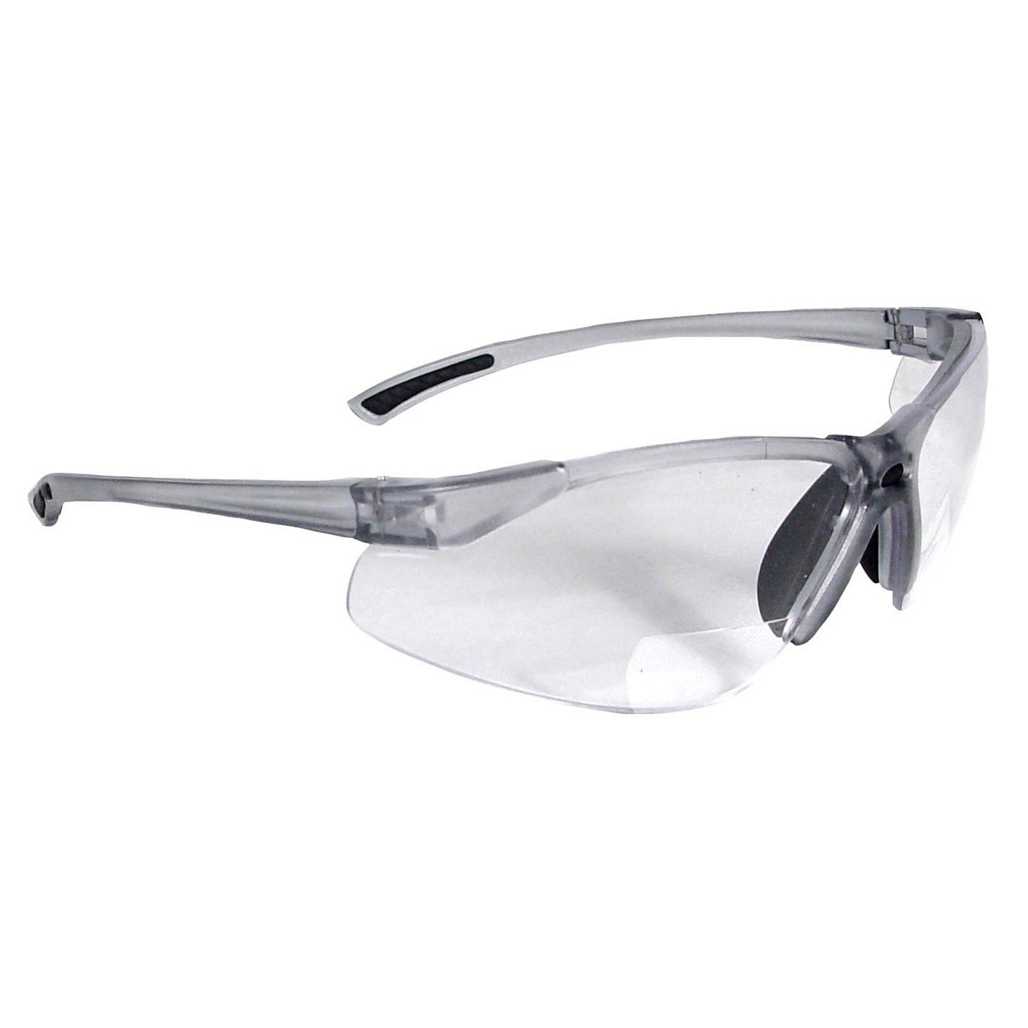 beaff0bc4466 Get Quotations · Radians C2-115 Bi-Focal Reading Safety Glasses with Clear  1.5 Lens (1