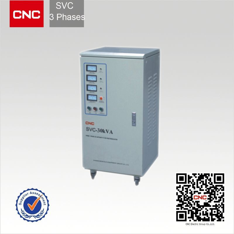 SVC 5kva servo voltage stabilizer price