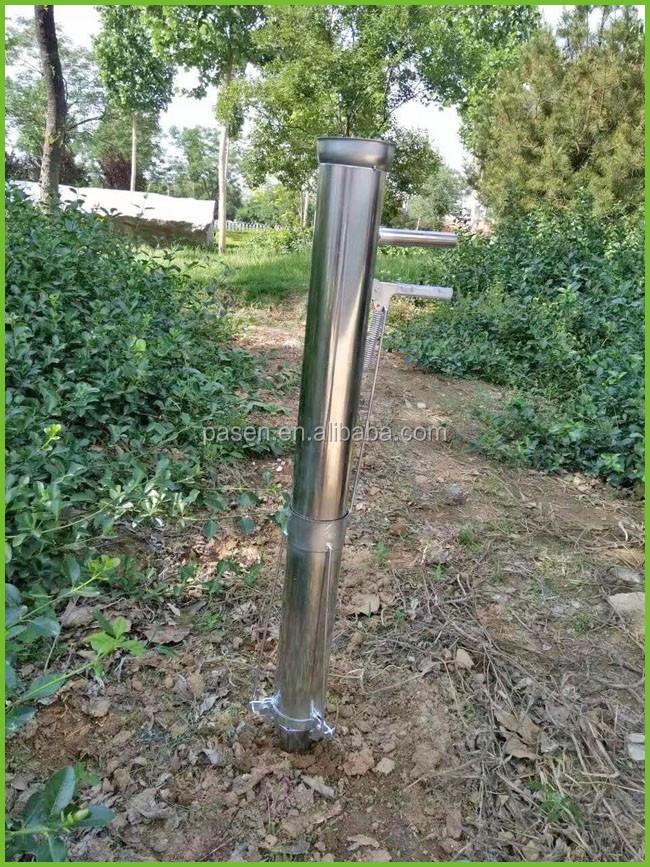 Stainless Steel Vegetable Seed Planter Seedling Planting Machine
