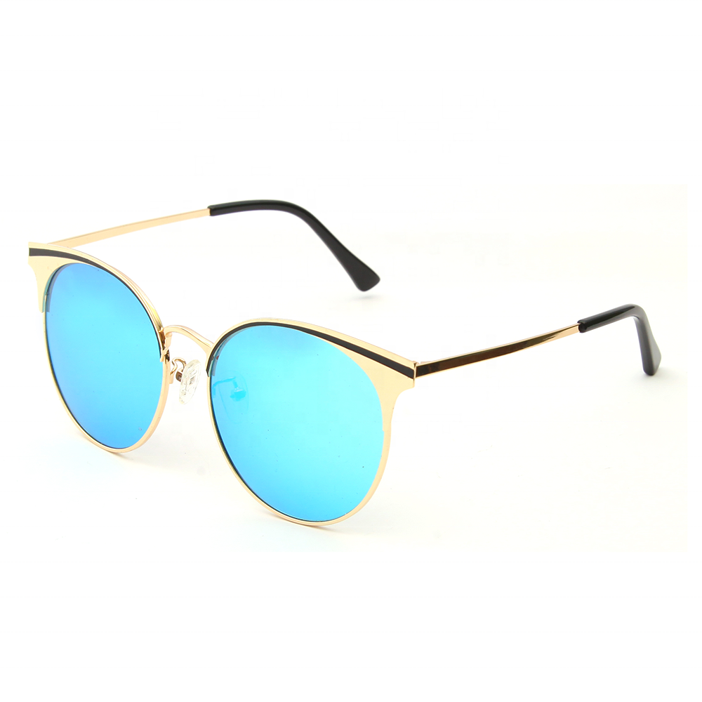 e53c769332c Ladies Sunglasses 2019 Wholesale Fashion Trendy Womens Metal Round Shape  Sunglasses - Buy Wholesale Fashion Sunglasses-italy Design Sunglasses ...
