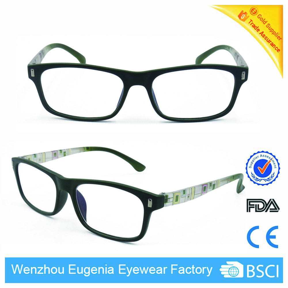 top designer pattern frame fashion professional vintage reading glasses