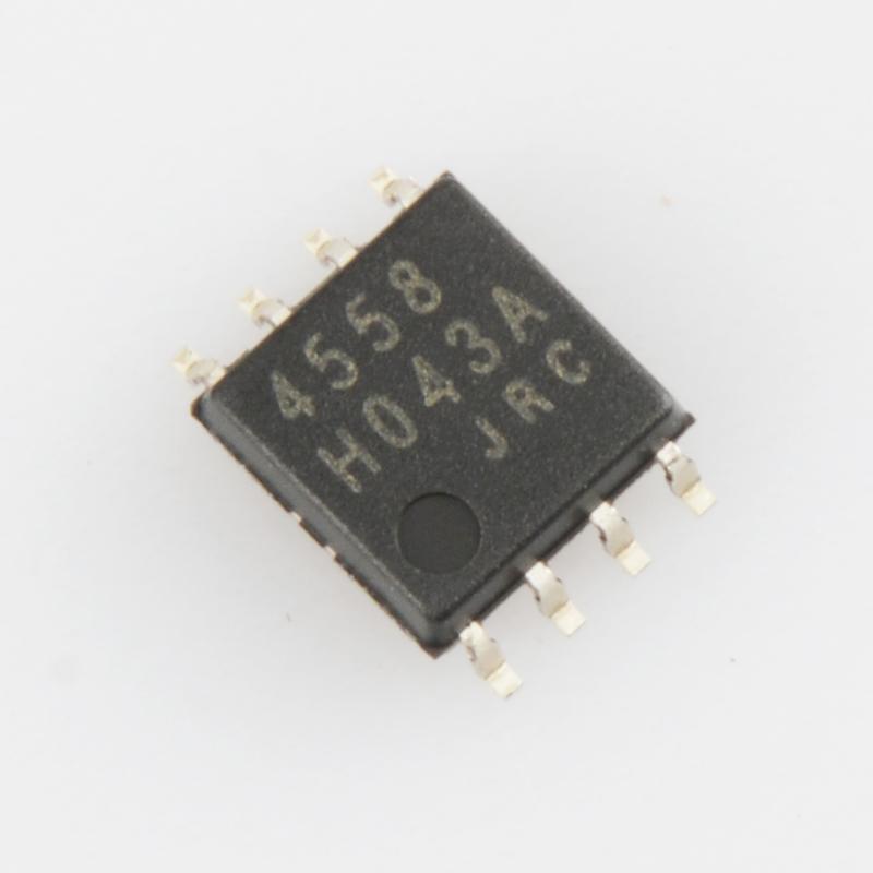 NJM4556AM General Purpose Amplifier 2 circuit 8-SOIC
