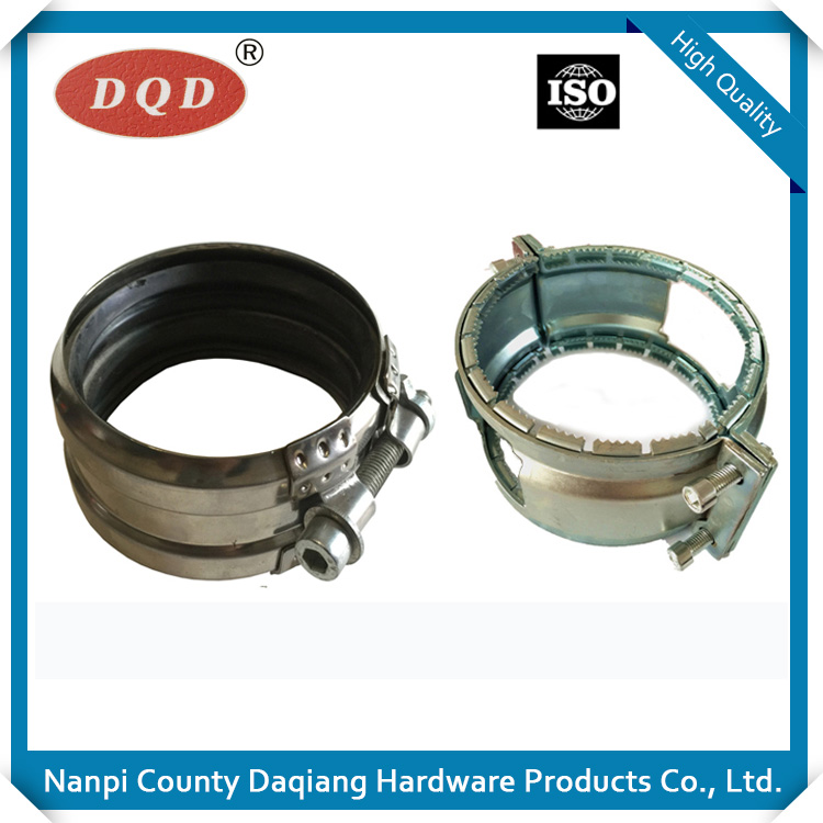 New products 2016 innovative product heavy duty no hub coupling import cheap goods from chinaM