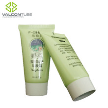 facial cleanser 30g containers for cosmetic plastic soft packing tubes