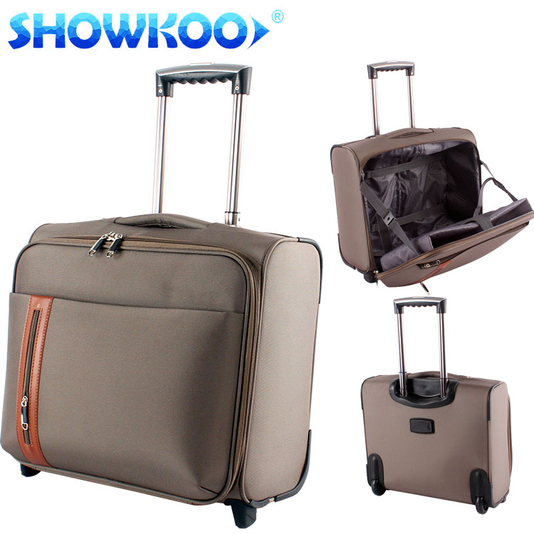 2018 Travel Business Boarding Suitcase 16inch Strong Nylon Luggage Bag