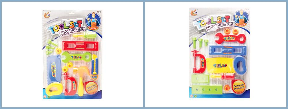Popular Sales Funny Workshop Play Home Educational Toy Tool Set For Kids