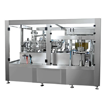 aluminum can filling sealing machine soft drink production line for carbonated beverage energy drink soft drink