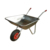 80L Garden building concrete heavy duty wheelbarrow