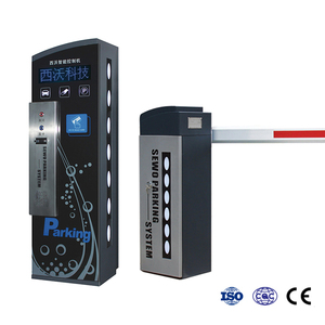 Security Payments Parking Vehicles Cars Vertical Rotary Parking System