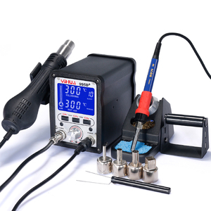 YIHUA 995D+ hot air gun phone repair soldering desoldering smd rework station