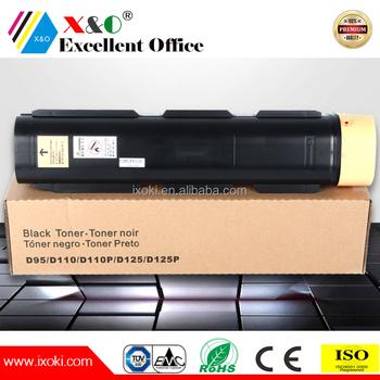 Cheap Factor Price High Quality Compatible Xerox Copier Toner Cartridge  Ct201801 For Fujixerox D95/d110/d125 - Buy Copier Toner