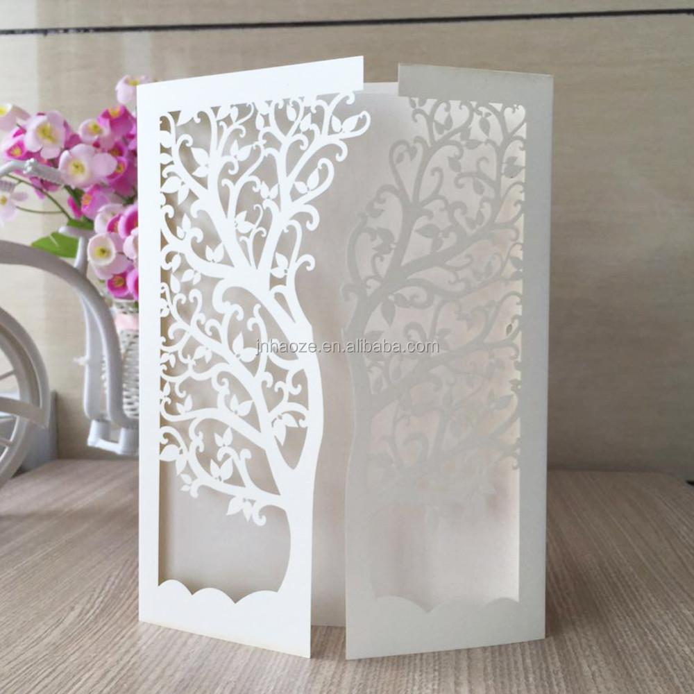 Europe Dark Blue Regional Feature Laser Cut Printing Wedding ...
