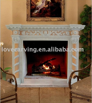 Home Stone Decoration Fireplace Moulding Decorative Fireplace Carved  Decorating Inside Fireplace - Buy Carved Decorating Inside Fireplace,Home  Stone ...