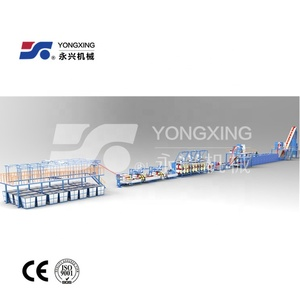 YONGXING-PSF Linie (POLYESTER STAPLE FIBER PRODUKTIONSLINIE)