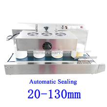 electromagnetic continuous induction sealer