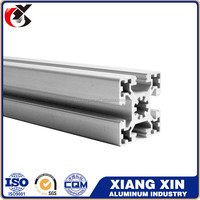 industrial 6063 t5 Extruded Aluminum Profiles for Building Materials