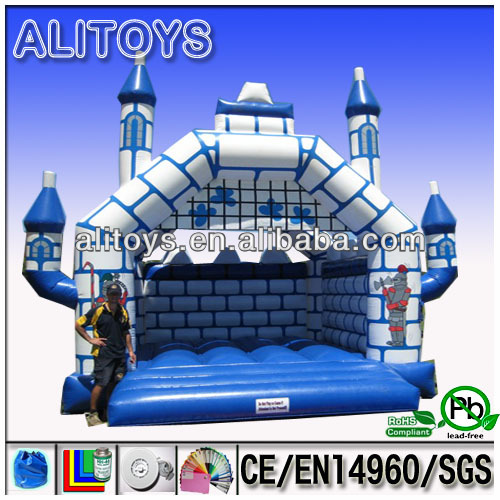 Inflatable used bounce toys for toddlers