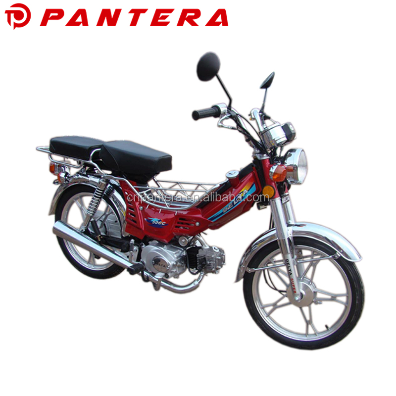 Cheap Gas Motorcycle Delta Model Used 50cc Scooter for Sale