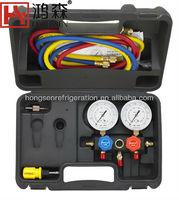 Refrigeration Manifold Gauge Set Air Conditioner HS-410a