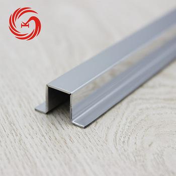 New Flooring Tiles U Channel Grade 304 Stainless Steel Tile Trim