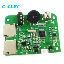 bluetooth speaker printed circuit board assembly shenzhen kingsheng pcba bluetooth speaker controller board