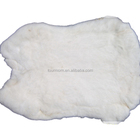 Rex Rabbit Fur Rug / Rex Rabbit Fur Material / Rabbit Fur Plates