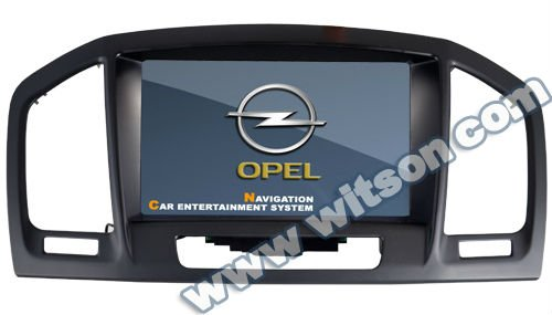 WITSON opel insignia navigation with dvd